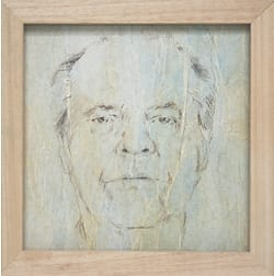 Portrait drawing of Jack Nicholson